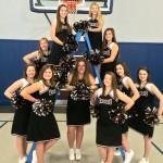 Victory Baptist School Loganville Georgia Student Cheerleaders